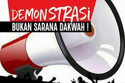 Nasehat Untuk Kaum Muslimin Indonesia Terkait Aksi 4 November Di Jakarta