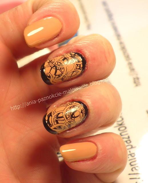pieczątki do paznokci