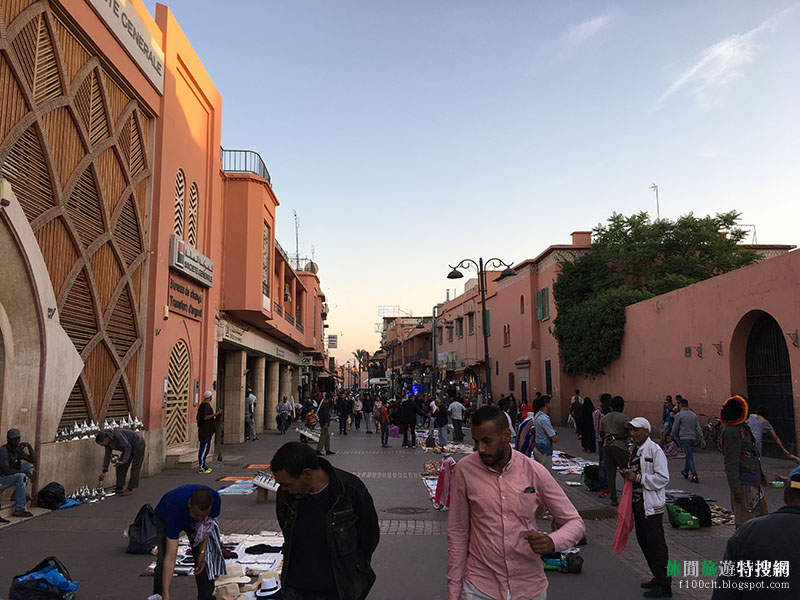 北非摩洛哥冒險記第8天:摩洛哥裔法國女孩教我「如何應付摩洛哥人的搭訕?」