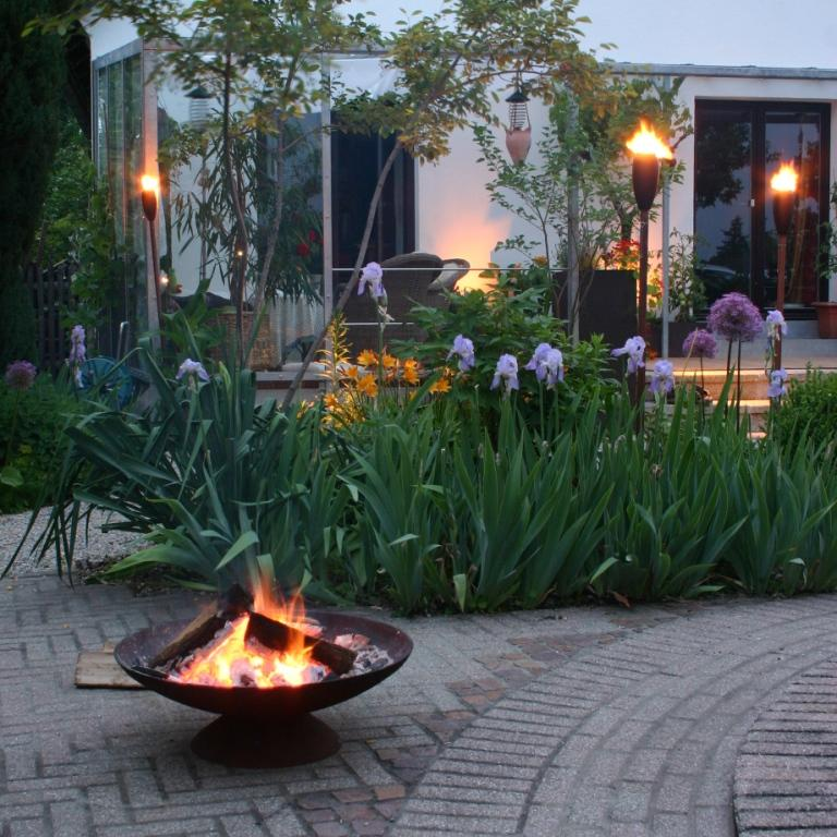 Feuerstellen Garten: Gartenblog Geniesser-Garten : Wasser Im Garten
