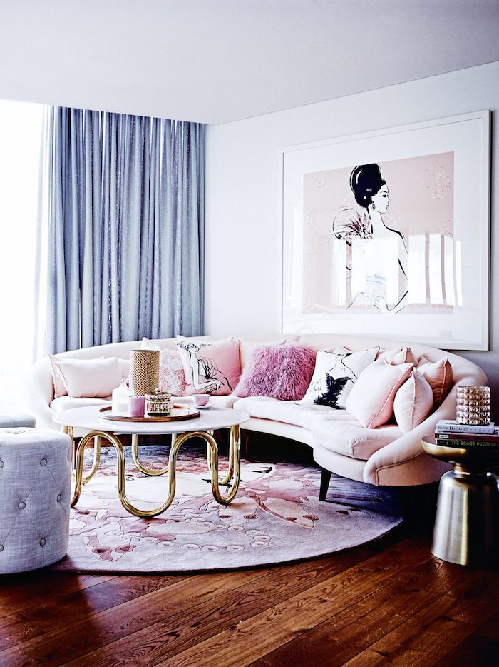 Melbourne Penthouse styled by Megan Hess