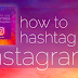 Adding Hashtags To Instagram