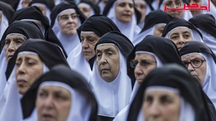 معجزة رهيبة للعذراء مريم