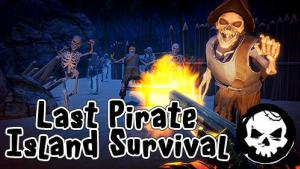 Last Pirate Island Survival MOD APK v0.184 Unlimited Coins - Free Craft/Free Building