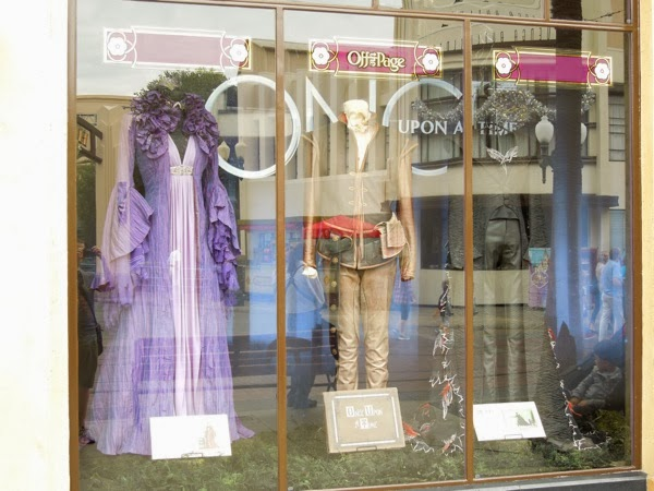 Original Once Upon a Time costumes