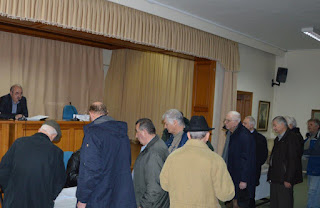 Νέο Δ.Σ. στον Σύνδεσμο Αποστράτων Σωμάτων Ασφαλείας Ν.Πιερίας