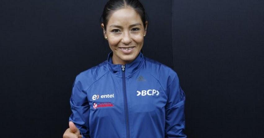 INÉS MELCHOR: Atleta peruana se ubicó en el segundo lugar de la Media Maratón de Miami - Estados Unidos