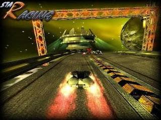 تحميل لعبة سباق السيارات الفضائية Star Racing للكمبيوتر