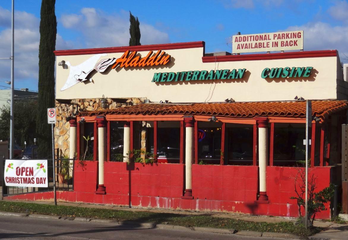 Mediterranean Restaurant In Downtown Houston
