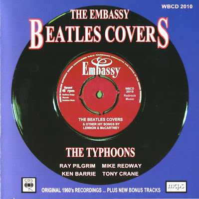 The Typhoons & The Jaybirds - The Embassy Beatles Cover