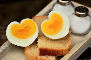 Eier sind gesund!