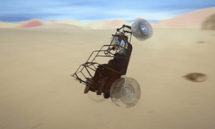 تحميل لعبة السيارات buggy rider unlimited