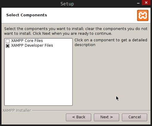 Cara Install Xampp Kali Linux