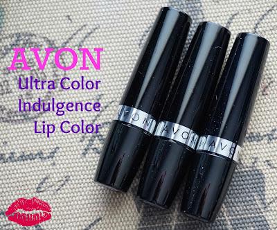 Avon Ultra Color Indulgence Lip Colors