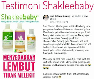 testimoni-shaklee-baby