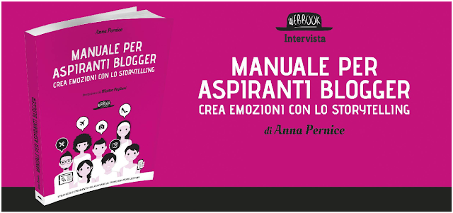 Intervista Anna Pernice blogger specialista web digital pr.