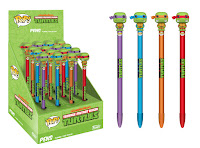 Pop! Pen Toppers: TMNT