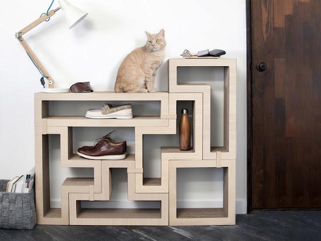 Feline-Friendly Modular Bookcase Design Feline-Friendly Modular Bookcase Design Feline Friendly 2BModular 2BBookcase 2BDesign 2B3