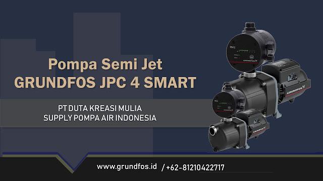 Pompa Grundfos JPC 4 Smart