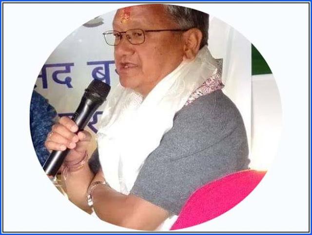 TMC loksabha MP candidate Amarsingh Rai 2019