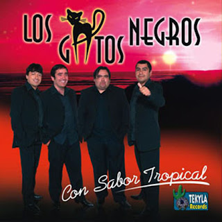 los gatos negros con sabor tropical