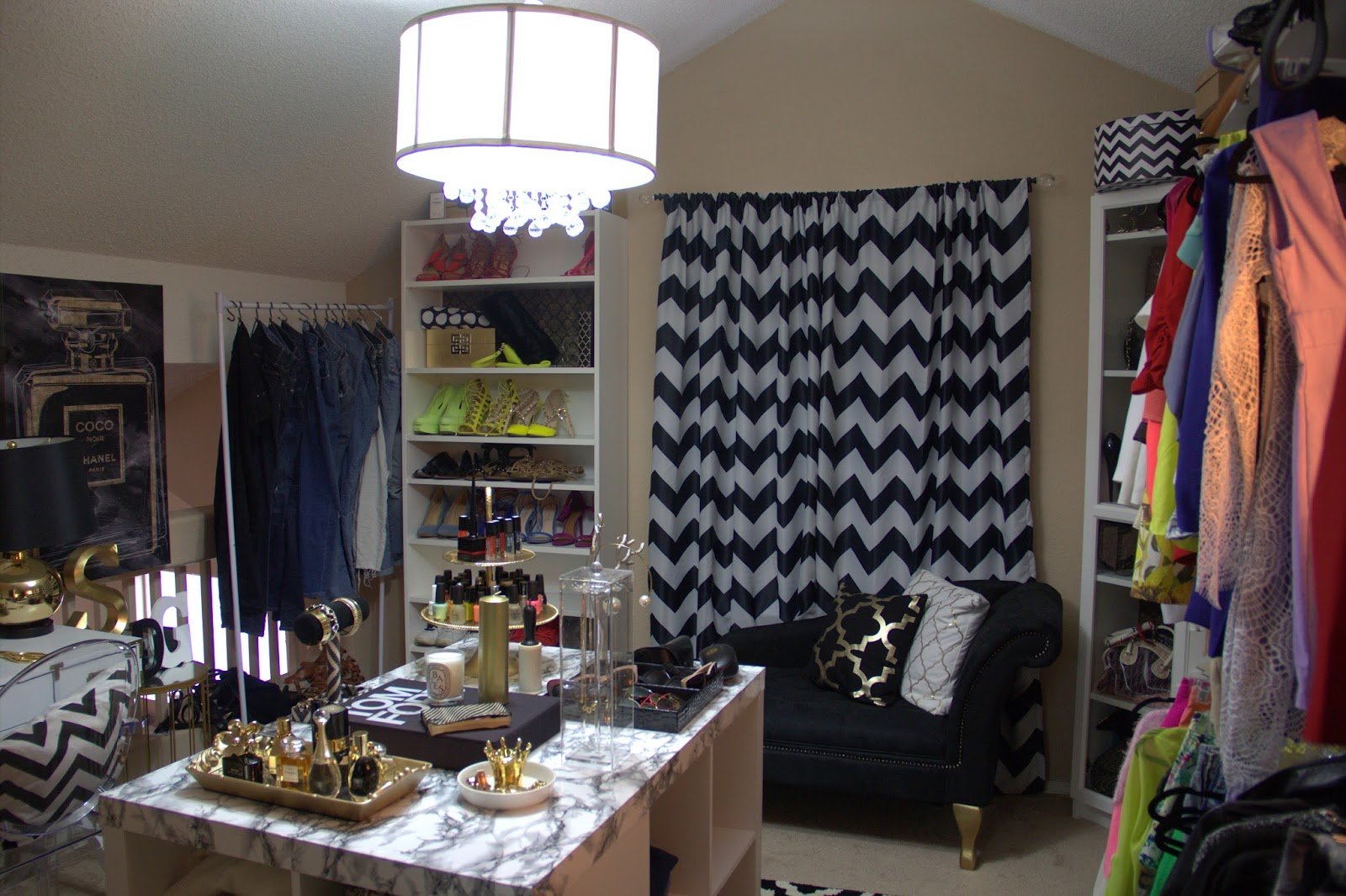 Diy Tutorial How I Turned My Spare Room To A Closet Room