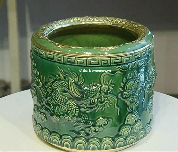 Mẫu bát hương bằng sứ  Bát Tràng đẹp nhất