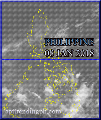 Tropical Easterlies will bring some rains in the eastern section of the country.