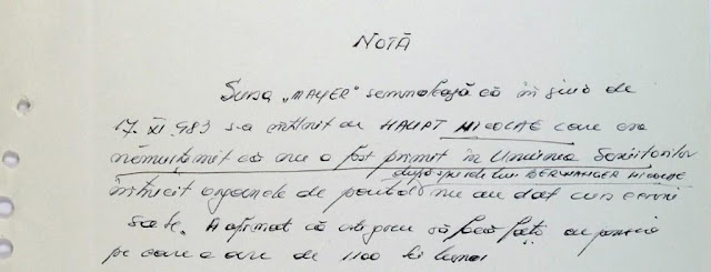 Fragment - ACNSAS, I 1050764, vol. 3, f. 8
