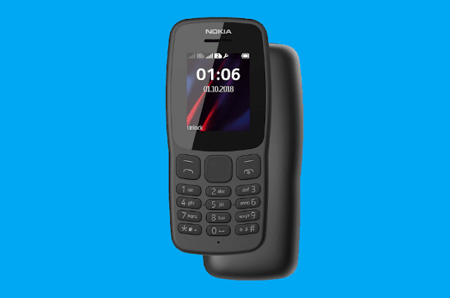 Nokia 106 Feature Phone Launched