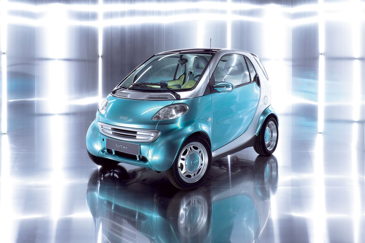 Sport Cars 1998 Smart Fortwo Good Car