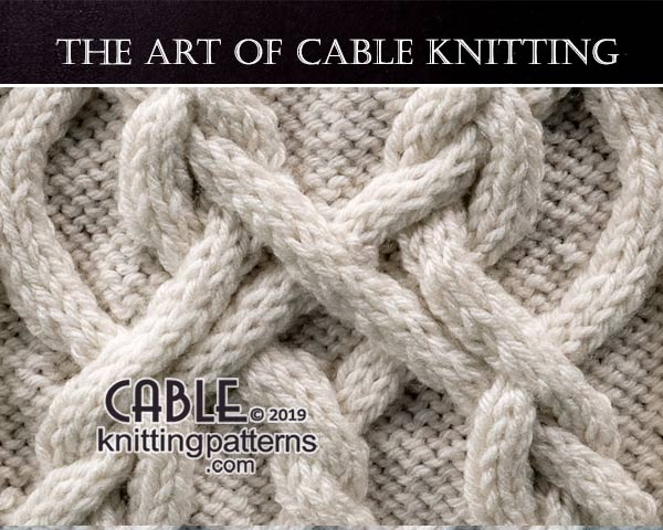 The Art of CABLE KNITTING -free pattern 61