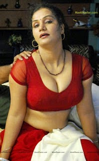 Mallu Aunty Saree and Blouse Aunty Hot and Sexy Photos navel