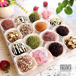 Ide Resep Masak Kue Chocolate Truffle