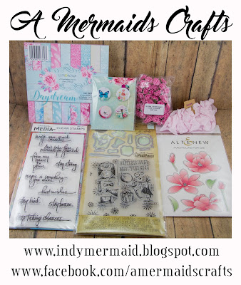 A Mermaid's Crafts Giveway 7th Blogaversary