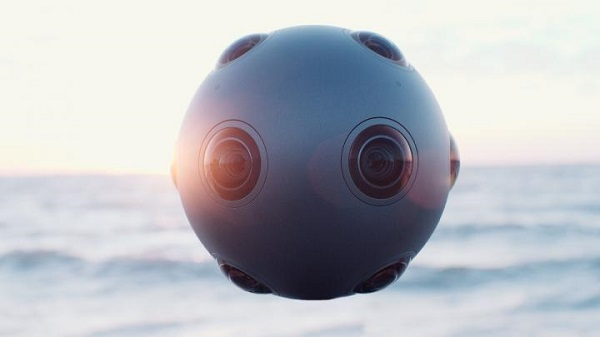 Nokia OZO virtual reality (VR) camera announced