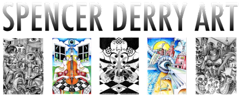 ARTIST | SPENCER J. DERRY ART