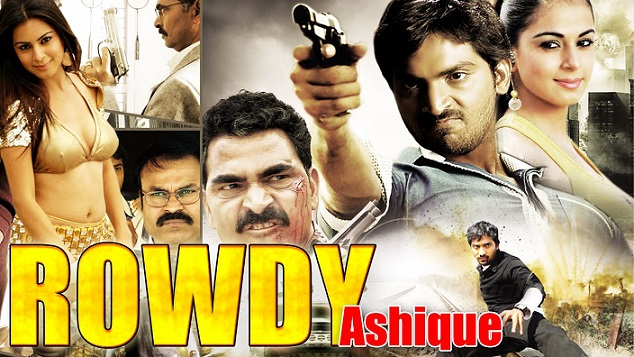 Rowdy Ashique Movie Hindi Dubbed Download