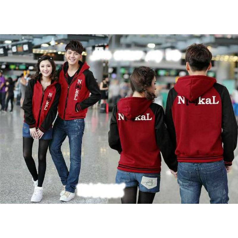 Jual Jacket Couple Jacket Couple Nakal - 23994
