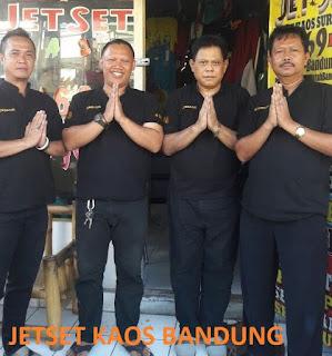 Kaos Purwakarta Bikin di Bandung