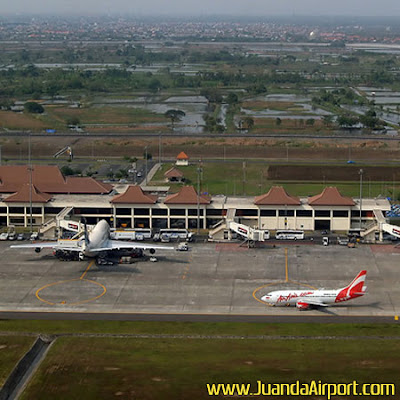 Sediakan Apron Khusus, Bandara Juanda Urung Jadi Parkir Pesawat Raja Salman