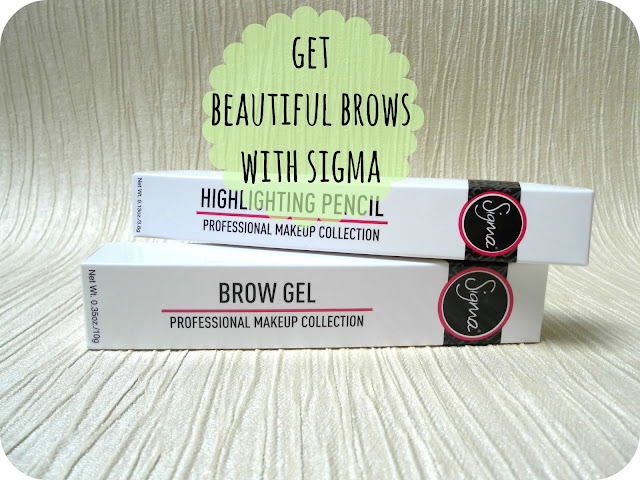 A picture of Sigma Beauty Brows