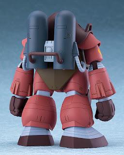 """Abierto preorder de COMBAT ARMORS MAX: Soltic H404S Mackerel de """"Fang of the Sun Dougram"""" - Good Smile Company"""
