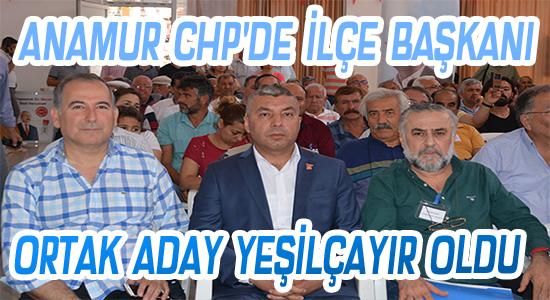 CHP ANAMUR, SİYASET, Anamur Haber, Anamur Son Dakika,
