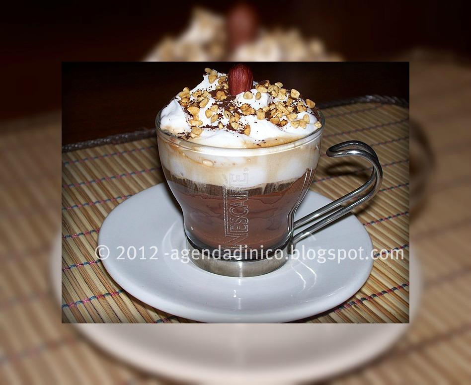 Agenda Di Nico Caffe Alla Crema Di Nocciola E Panna Cafea Cu Crema