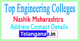 Top Engineering Colleges in Nashik Maharashtra