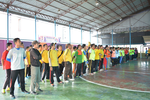 Jelang Milad PKS Ke-18, PKS Kota Medan Gelar Turnamen Futsal Tifatul Cup