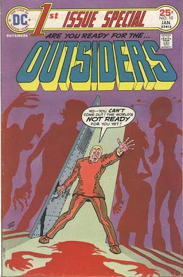 1st Issue Special #10, the Outsiders
