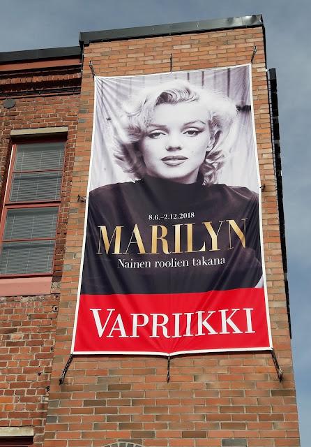 Visit Vapriikki Marilyn Monroe Exhibition
