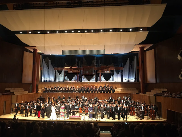 George Enescus's Oedipe - London Philharmonic Orchestra, Vladimir Jurowski at the Royal Festival Hall (Photo London Philharmonic Orchestra)